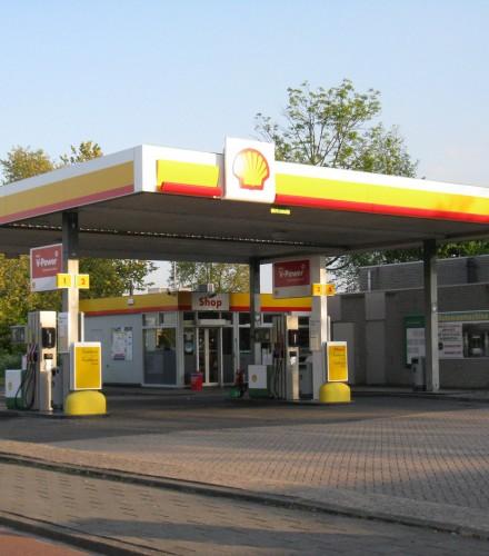 Middelburg, Shell Dauwendaele