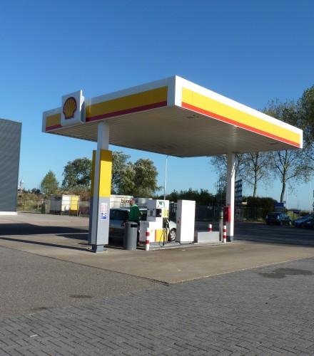 Burgh Haamstede, Shell Haamstede