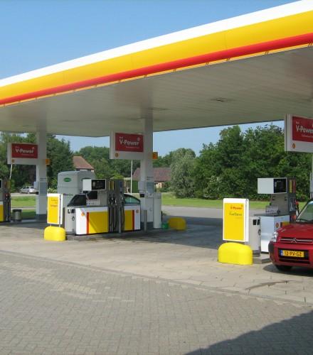 Noordgouwe, Shell de Gouwe