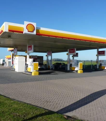 Burgh-Haamstede, Shell de Schelphoek