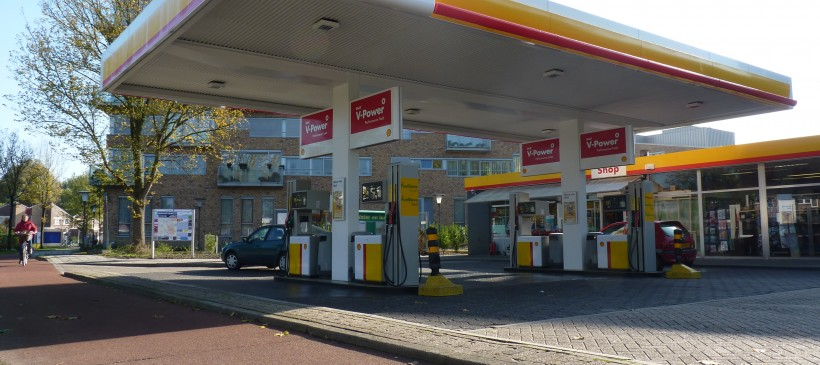 Goes, Shell de Goese Polder