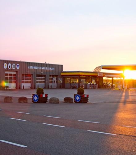 Oosterland, Shell van der Have