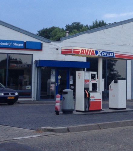 Brouwershaven, Avia Brouwershaven